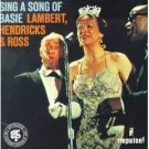 lambert hendricks & ross - sing a song of basie CD 1992 grp BMG Direct new factory sealed