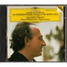 beethoven piano concerto no.1 pollini wiener philharmoniker jochum CD 1983 DG germany mint