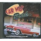 car hop rock featuring instrumental music of the 50's CD cumberland records 12 tracks used mint