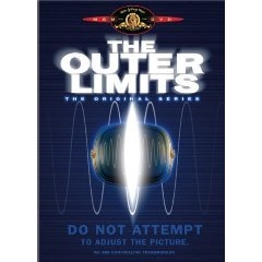the outer limits the original series DVD 1963 2002 MGM 4-discs used mint