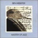 ben webster master of jazz vol.5 CD 1986 storyville records 9 tracks used mint
