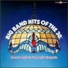 big band hits of the 30s vol.2 - enoch light & the light brigade CD 1987 project 3 used