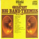 greatest big band themes of all time - enoch light & the light brigade CD 1981 project 3 used