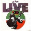 AC/DC live from the atlantic studios disc one CD 1997 atlantic 8 tracks used mint