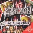 saxon - rock n roll gypsies CD 2001 connoisseur collection used mint