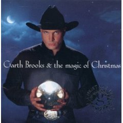 garth brooks & the magic of christmas HDCD 1999 capitol first edition used mint