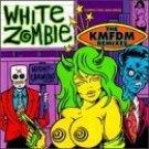 white zombie - night crawlers the KMFDM remixes CD 1992 geffen used mint