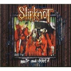 slipknot wait and bleed CD 2000 roadrunner 3 tracks used mint
