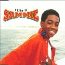 sammie - i like it CD single 2000 freeworld capitol 5 tracks used mint