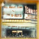 v-roys - all about town CD 1998 e-squared used mint barcode punched