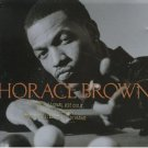 horace brown - horace brown CD 1996 motown 11 tracks used mint