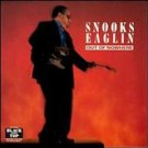snooks eaglin - out of nowhere CD 1989 black top used mint