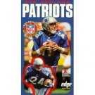 new england patriots - true grit VHS 1999 NFL 30 minutes mint