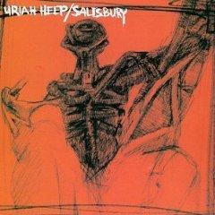 uriah heep - salisbury CD 1971 1990 mercury polygram used mint