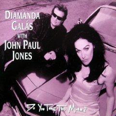 diamanda galas with john paul jones - do you take this man? CD single 1994 mute 3 tracks mint