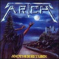 artch - another return CD 2-discs 2001 metal blade used mint