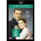 quiet man starring john wayne & maureen o'hara DVD 1999 republic artisan used mint