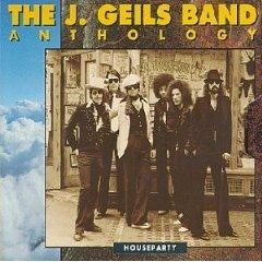 j. geils band anthology CD 2-disc box 1993 rhino used very good