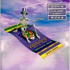 grateful dead - dick's picks volume eight CD 3-disc box 1997 Grateful dead records used mint