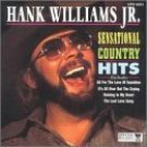 hank williams jr. sensational country hits CD 1994 polygram essex used mint