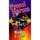 procol harum - the best of musik laden live VHS 1999 encore music EME 45 mins new