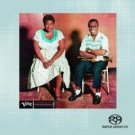 ella fitzgerald and louis armstrong - ella and louis SACD Verve used mint