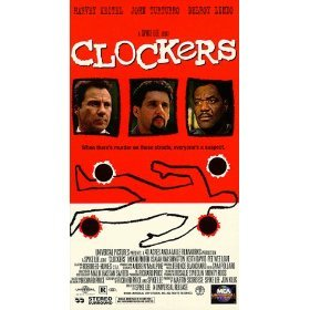 clockers subtitled in spanish VHS 1996 MCA universal 129 mins rated R used mint
