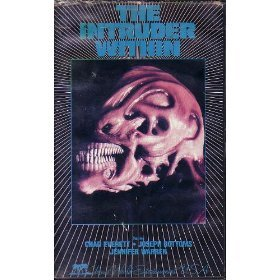 the intruder within starring chad everett and joseph bottoms VHS 1984 trans world color 91 mins used