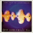 steve njansen and richard barbieri - other worlds in a small room CD medium used mint