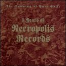 the dawning of pure evil - 5 years of necropolis records CD 1998 necropolis used mint