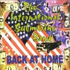 international submarine band - back at home CD 2000 sundown TKO 10 tracks used mint