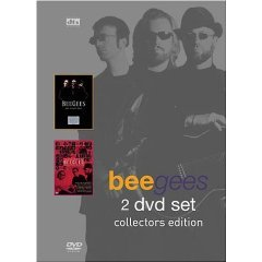 bee gees - one night only / the official story DVD 2-discs 2003 eagle rock used mint