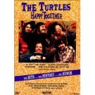 the turtles - happy together DVD 2000 rhino color 90 mins used mint