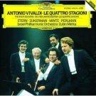 vivaldi - le quattro stagioni - stern zukerman perlman CD 1983 polydor mint