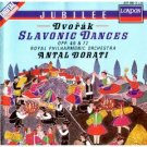 dvorak - slavonic dances opp. 46 & 72 dorati CD 1988 decca mint