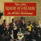 time-life's treasury of folk music - an all-star hootenanny vol. 1 CD 2-discs 1996 EMI new