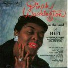 dinah washington - in the land of hi-fi CD 1990 polygram BMG Direct new