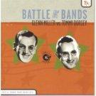 battle of the bands - glenn miller vs. tommy dorsey CD 1998 RCA new