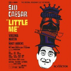 sid caesar - little me - original broadway casting CD 1962 1993 RCA mint
