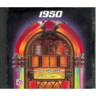 your hit parade 1950 - various artists CD 1988 time life 24 tracks new