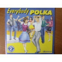 everybody polka - various artists CD 2-discs 1999 sony cornerstone new