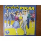 everybody polka CD 2-discs 1999 sony special music 36 tracks new