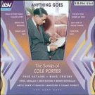 anything goes - songs of cole porter CD ASV BMG Direct new