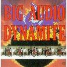 big audio dynamite - megatop phoenix CD 1989 CBS columbia used mint