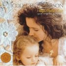 nicolette larson - sleep baby sleep CD 1994 sony wonder used mint