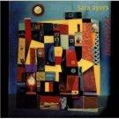 sara ayers - interiors CD 10 tracks used mint