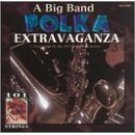 a big band polka extravaganza - 101 strngs CD 1996 madacy new