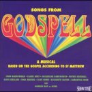 songs from godspell - 1993 studio cast recording CD 1995 showstoppers! used mint