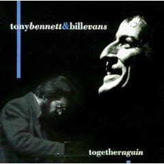 tony bennett & bill evans - together again CD 1999 rhino used mint