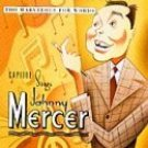 johnny mercer - too marvelous for words: capitol sings johnny mercer CD 1991 BMG Direct capitol new